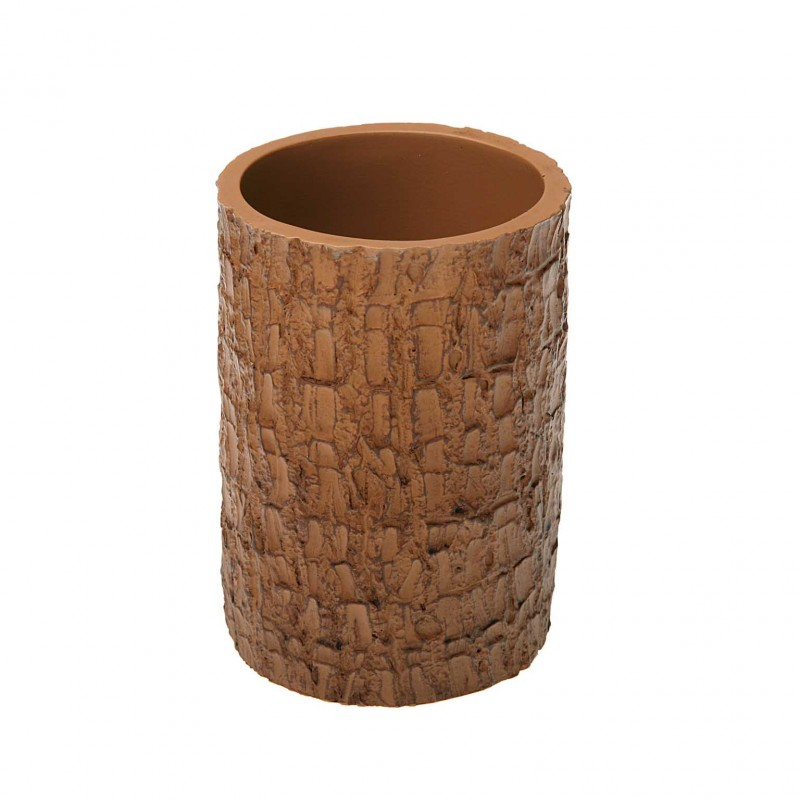 Vaso resina tree conchi decoraci n for Vaso resina