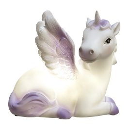 Lámpara Sobremesa Unicornio Led 18cm