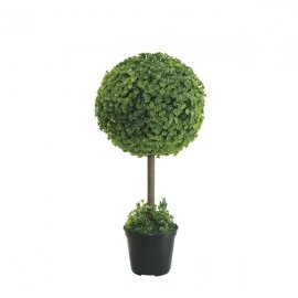 Maceta Planta Artificial 19x19x39 cms