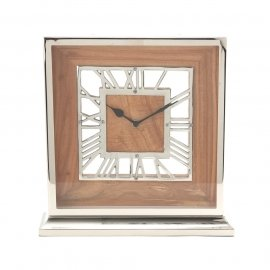 Reloj Carasa Mad/Nickel 29x29