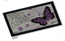 Limpiabarros Format Butterfly 40*70