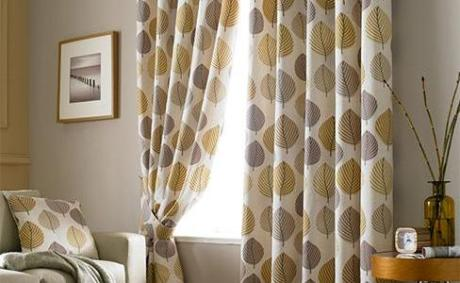 Cortinas Estampadas Para Salon. Stunning Gallery Of Trendy Textil